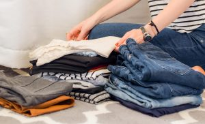Declutter your wardrobe by asking six easy questions